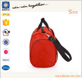 New Nylon Red Conveniente Impermeável Leisured Korea Travel Bag