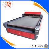 SGSによって監査される製造(JM-1825T-AT)からの衣料産業の打抜き機