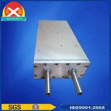 Évier de chaleur en aluminium personnalisé pour alimentation électrique