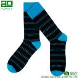 Neue Art-Mann-Mannschafts-Großverkauf-Zoll-Socken