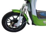 батарея мотора 350W - приведенный в действие Bike e для женщин