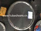 Горячий выкованный лист пробки нержавеющей стали