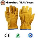 Перчатки промышленной руки защитные управляя
