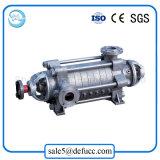 Roestvrij staal 304 de Meertrappige Vloeibare Pomp van de Olie van de Elektrische Motor Centrifugaal