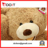 Do urso gigante da peluche de Brown urso grande do animal enchido