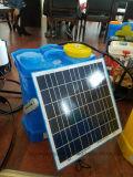 Pulverizador solar de energia e energia elétrica
