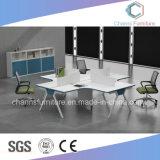 Partición popular de la oficina de encargado del diseño cómodo con la mesa