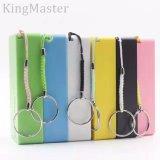 케이블을%s 가진 Kingmaster 5200mAh 힘 은행 유효한 많은 색깔