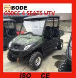 CEE UTV 600cc 4X4 con 4 asientos