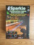 Wasserdichter Laserlicht-im Freiengarten-grünes u. rotes LED-Stern-Licht