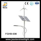 Straßenlaterneguter des Renommee-Wind-Solarmischling-LED
