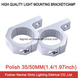 Polonais support de 35mm ou de 50mm pour la barre d'éclairage LED (polonais SG007)