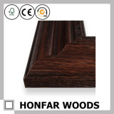 Marco de madera personalizado que cuelga en la pared