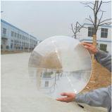 태양 에너지 PMMA 프레넬 렌즈 372*282mm, Focul 800mm