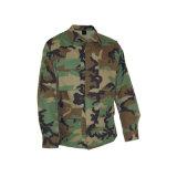 Tactical Cp Camoflage Battle Dress Uniforme Bdu de Algodão
