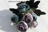 Preiswerte Großhandelsqualitäts-Rosen-künstliche Blumen für Hochzeits-Dekoration
