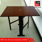 Античный деревянный складной столик, самомоднейшая домашняя мебель