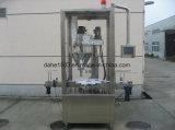 Tipo automático máquina do eixo helicoidal de enchimento de medida das latas do pó