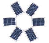 5W autoguident le panneau solaire polycristallin solaire du système d'alimentation picovolte