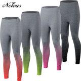 Le donne di Nn0111 Neleus mettono i pantaloni in cortocircuito delle ghette dei vestiti di yoga di usura di forma fisica