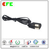 USB를 가진 착용할 수 있는 자석 비용을 부과 연결관