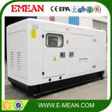 генератор 220volt Чумминс Енгине силы 120kVA звукоизоляционный тепловозный