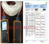La red realzó los cables del ftp 4pair Cat5e de la categoría 5