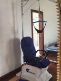首の牽引の物理療法装置