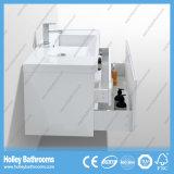 Muebles superiores del cuarto de baño del grado con el interruptor LED del tacto y el cajón del metal del caballo (BF323D)