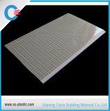 Haining-Fabrik Belüftung-Panel Belüftung-Deckenverkleidung-heiße stempelnde flache Wand