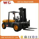 Carretilla elevadora diesel de 10 toneladas con la carretilla elevadora de la fuente Price/10000kg de la fábrica