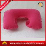 El mejor conjunto inflable de la almohadilla del cuello del apoyo para la cabeza