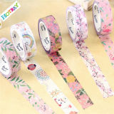 Customer Artwork Print Stationery Washi Paper Tape