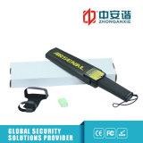 Long détecteur de métaux Anti-Coulissant superbe de Diatance avec le panneau de lumière d'alarme