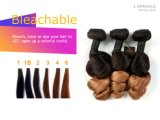 도매 Remy 머리 봄 파도치는 브라질 Virgin 인간적인 자연적인 머리