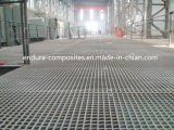 Anti-gladde Vloer/anti-UvGrating Floor/FRP/GRP/Gevormde Grating
