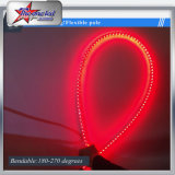 Het dansen LED Whip Light, 5 Feet Afstandsbediening LED Whip voor ATV Cars
