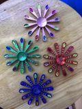 Spinner coloridos del nuevo del diseño del pavo real del dedo Spinner Fidget Spinner Spinner de la mano