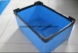 Reciclable Garbage Box Polipropileno Corflute Box / Turnover Box