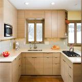 Feito em China Fiber HPL Kitchen Cabinet