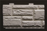 Estrusore a vite di plastica del gemello della macchina del PVC della scheda di pietra della parete laterale