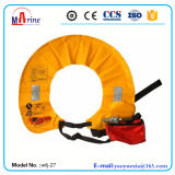 Спасательный жилет наградного качества автоматический/ручной раздувной пояса пакета шкафута