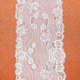 tela larga do material de pano da guarnição do laço de 20.5cm