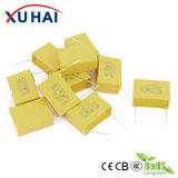 안전 축전기 폴리프로필렌 필름 X2-225k AC 310V 2.2UF Mpx MKP
