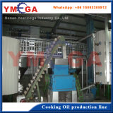 Línea de transformación completa del petróleo de cacahuete configuración excelente del funcionamiento de la alta