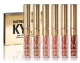 30 colores que duran la crema mate del labio de los lápices labiales líquidos del lustre del labio