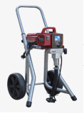 Máquina mecánica de la pintura del regulador del pequeño flujo