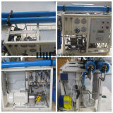 Sistema industriale del filtro dal depuratore di acqua del RO/acqua
