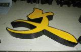 3D Acrylzeichen-Streifen-Kanal-Zeichen-verbiegende Selbstmaschine des metallled