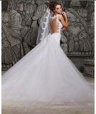 레이스 트레인 베스트셀러 인어 신부 Wedding Dresse (ALSW011)